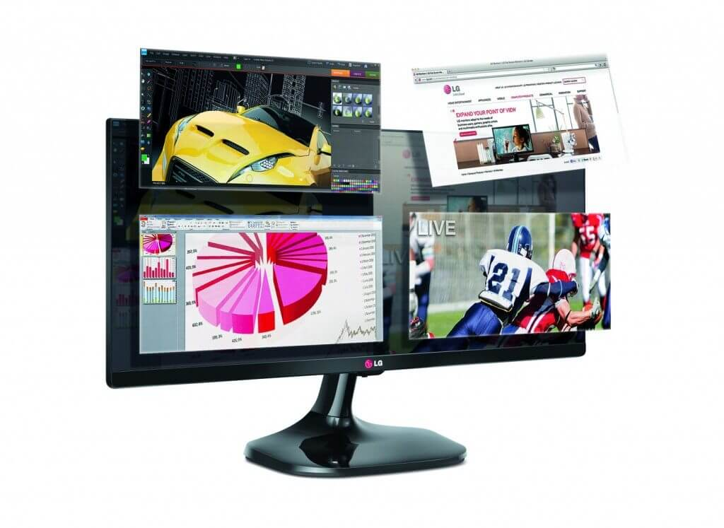 lg lanca monitor ultrawide 25 polegadas 02 - LG lança novo monitor Ultrawide de 25 polegadas