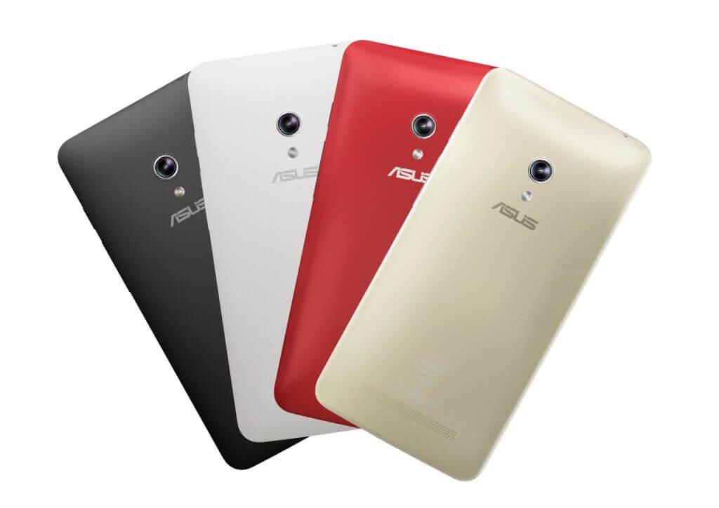 Asus vende 10 mil unidades de Zenfone 5 em 24 horas