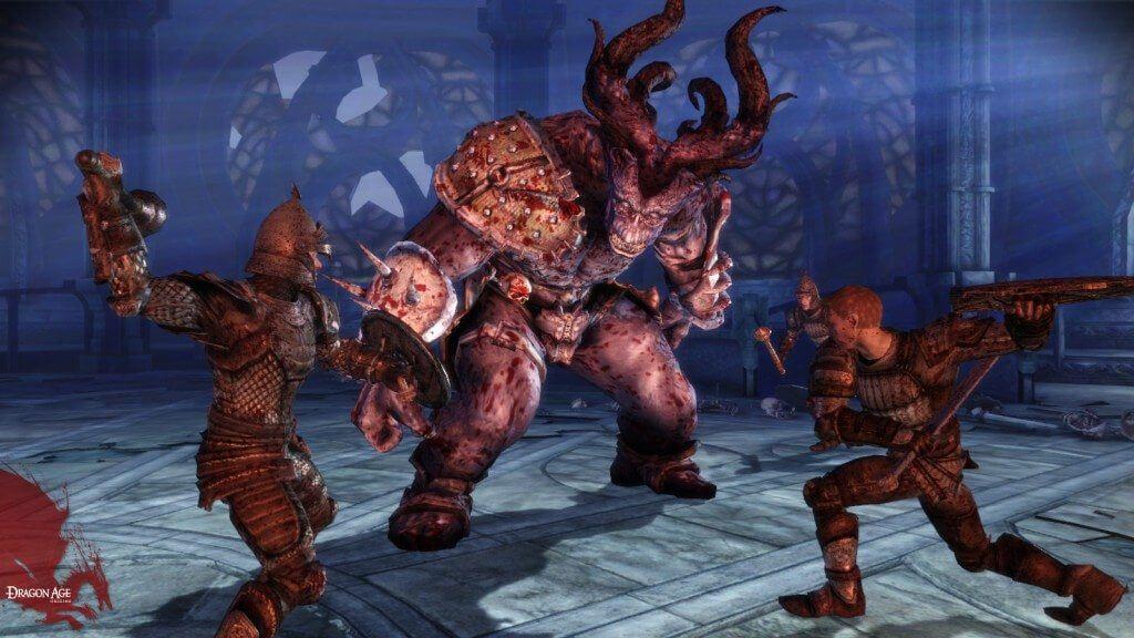 dragnor360naogre007 - Origin oferece Dragon Age: Origins grátis por tempo limitado