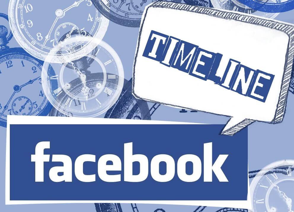 Facebook timeline capa