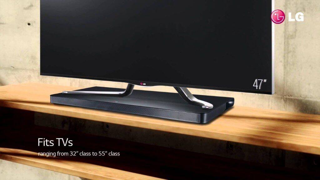 Review: LG SoundPlate LAP340