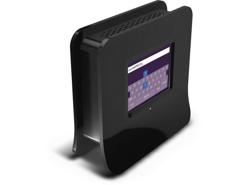 9zzz 800 - Testamos o roateador touchscreen Securifi Almond