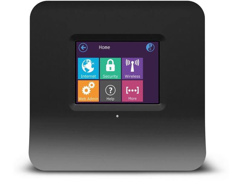 a00a 800 - Testamos o roateador touchscreen Securifi Almond