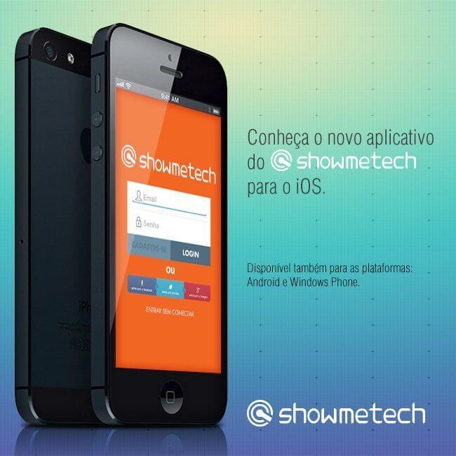 App showmetech ios