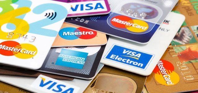 Cartoes de credito nacional