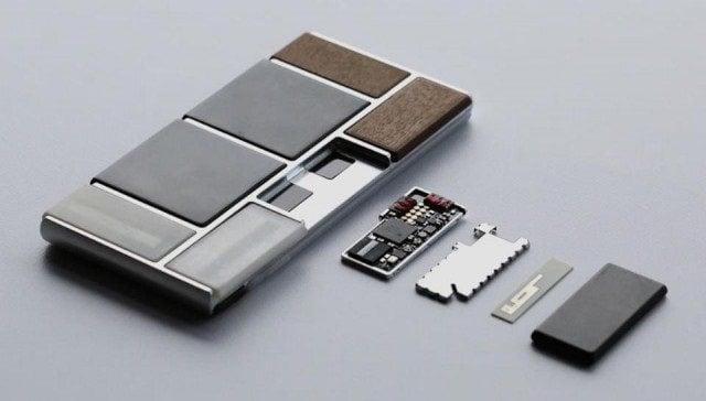 google projeto ara smartphone modular 5