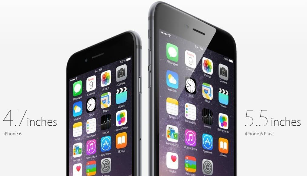 Review: iPhone 6 vs. iPhone 6 Plus