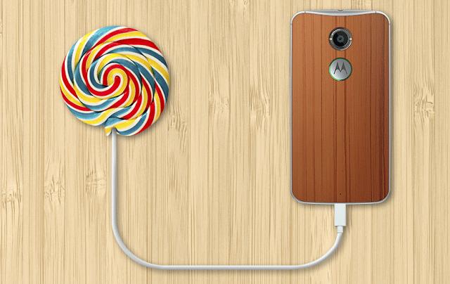 Moto G e Moto X de segunda geração são atualizados para o Android 5.0 Lollipop
