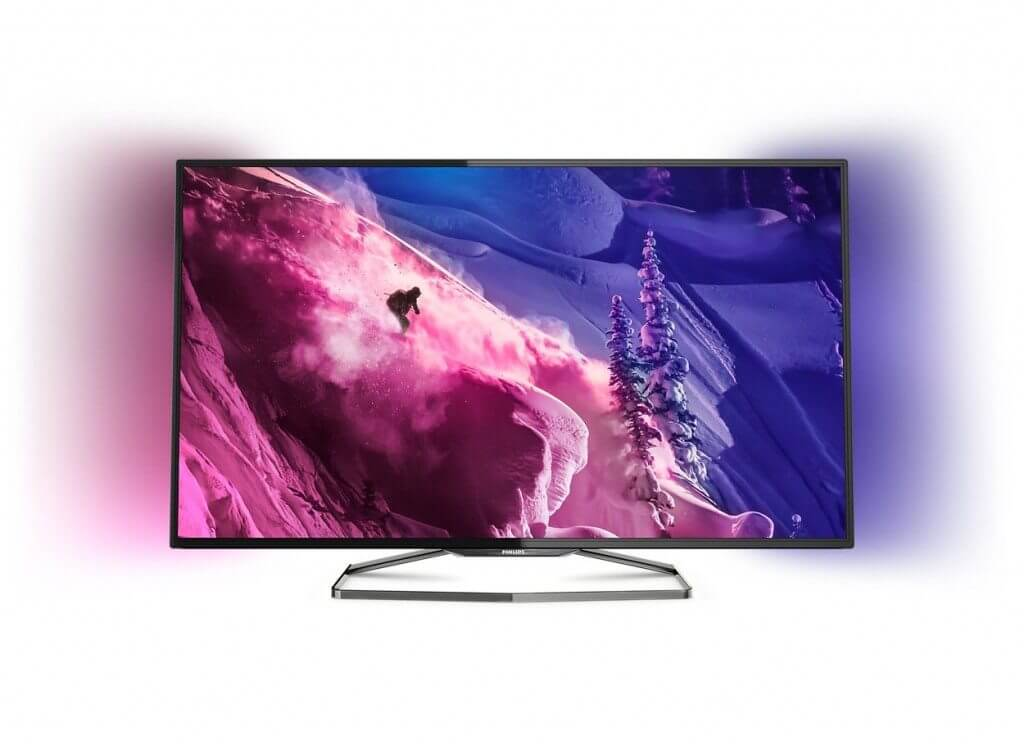 serie 6900 ultra hd philips 4k televisor smart tv