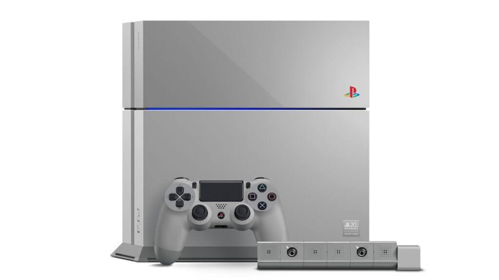 20th anniversary edition ps4 console revealed djnx 1920