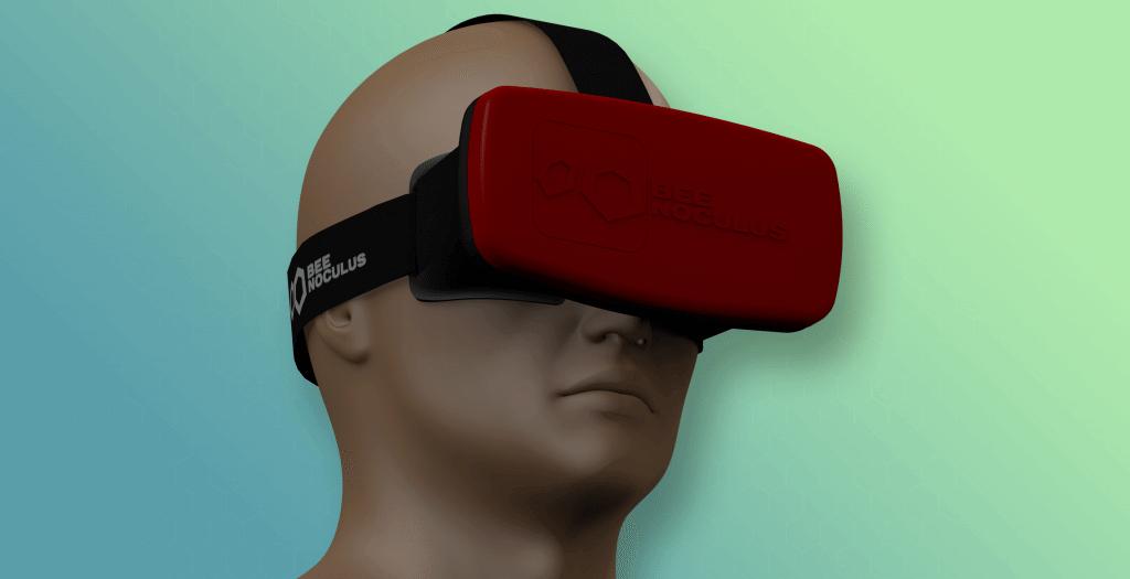 beenoculus oculus de realidade virtual