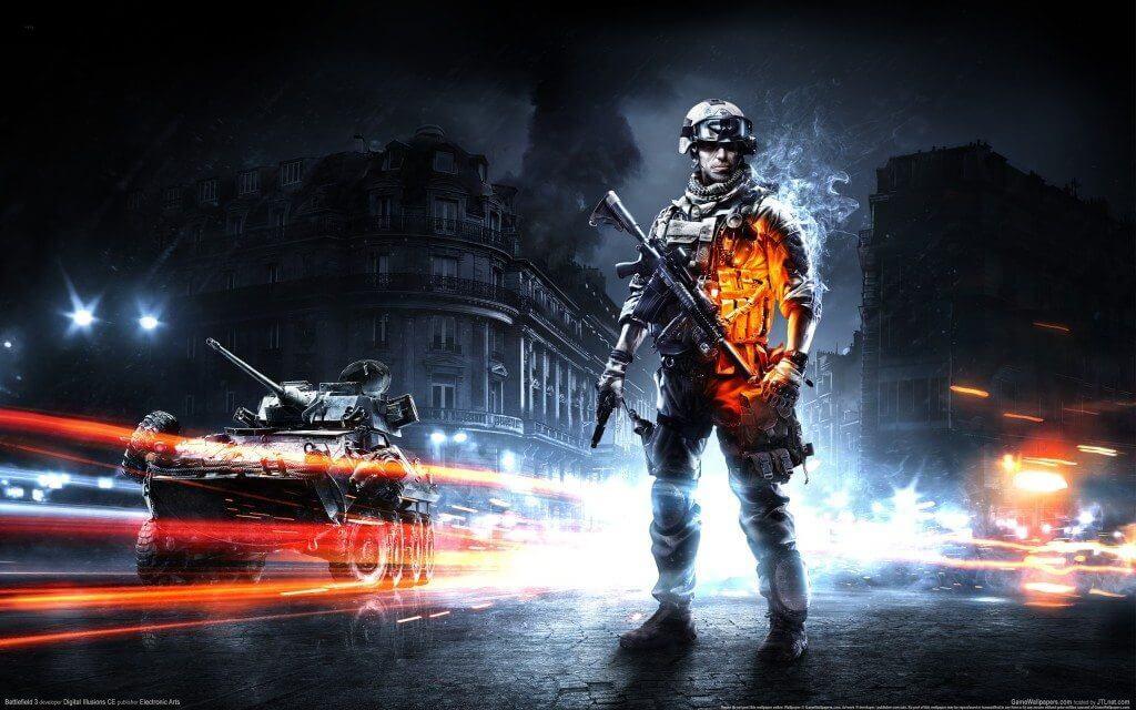 bf 3 - Promoção de Games! Battlefield 3 e Pack Batman com preços arrasadores