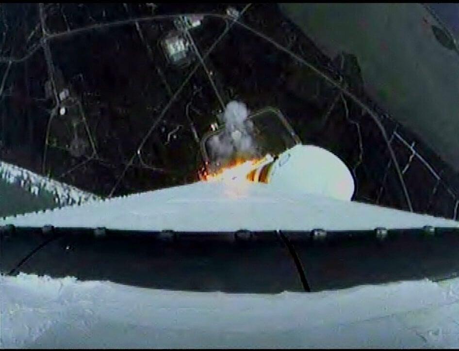 Missão Orion é lançada com sucesso: assista ao lançamento (vídeo)