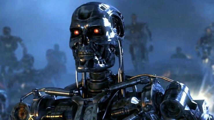 Terminator skynet