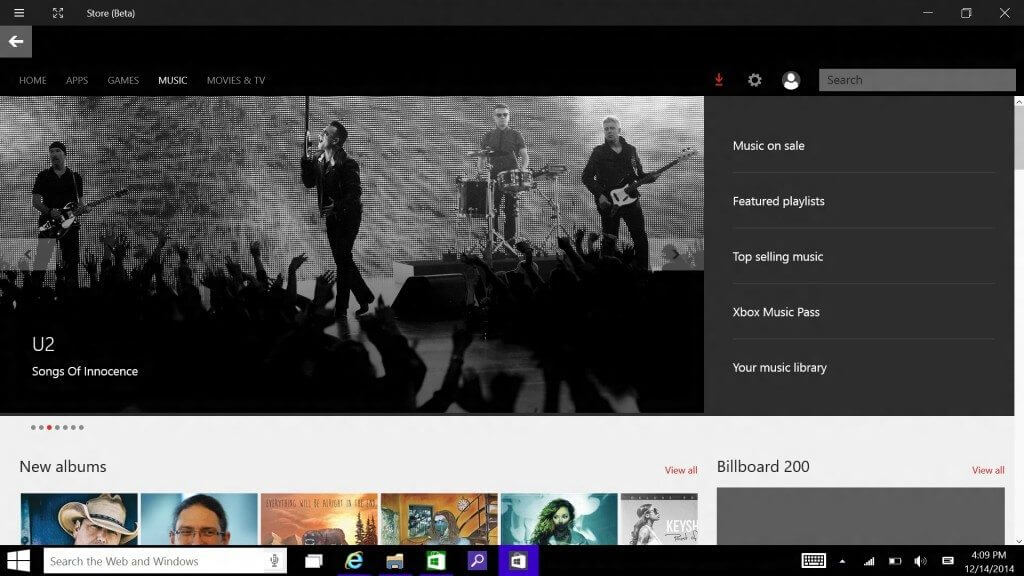 windows store - Vazamento revela Cortana e novo aplicativo Xbox para Windows 10