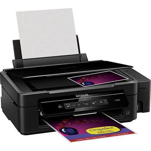 Review: Impressoras Epson Ecotank - multifuncionais econômicas com tanque de tinta
