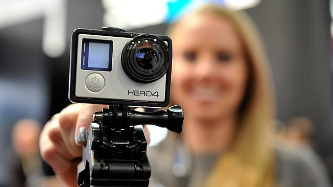 Apple mostra interesse no mercado da GoPro