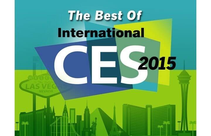 CES 2015: De Band-aid inteligente a TV de tela dobrável, confira os produtos que mais impressionaram na feira deste ano