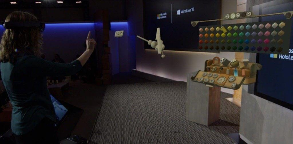Realidade Aumentada: Novo óculos da Microsoft será capaz de criar hologramas