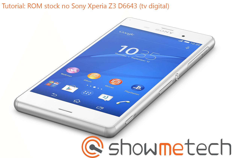 Sony xperia z3 tv d6643 c smartband 54773fedf081447775000001 original