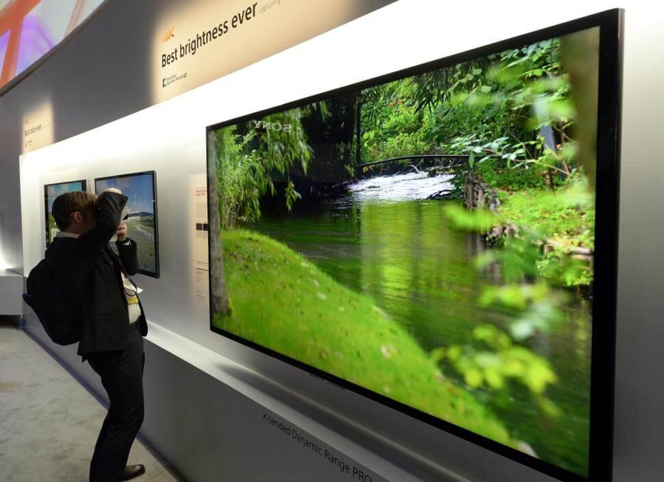 CES 2015: Evolução dos televisores continua em progresso e tecnologia 4K já tem seus sucessores