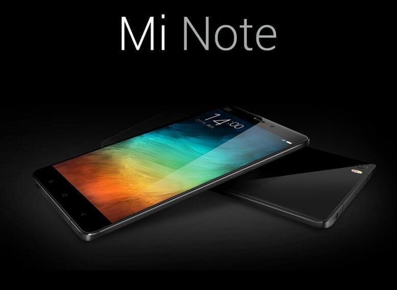 Xiaomi Mi Note é um phablet de muito respeito