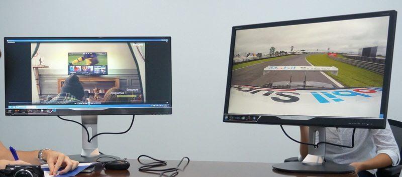 Philips apresenta novos monitores ao mercado brasileiro