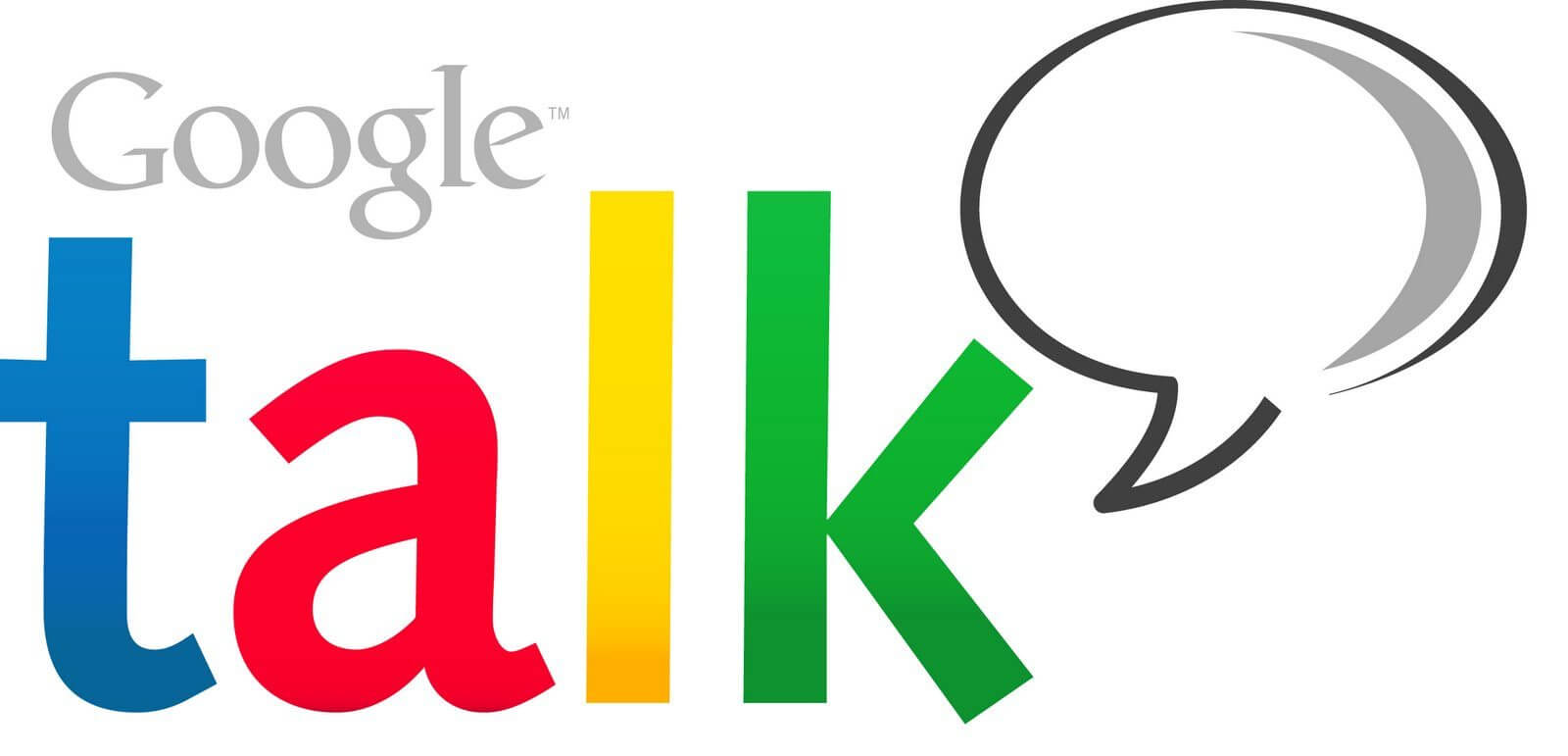 google talk gtalk logo