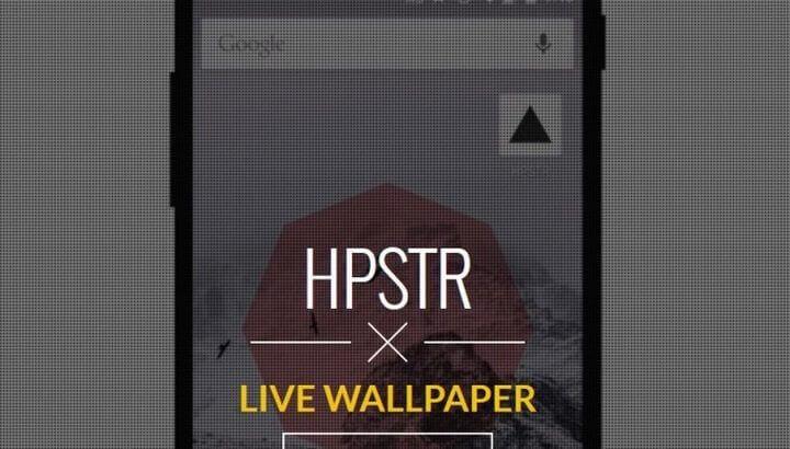 hpstr live wallpaper 720x410