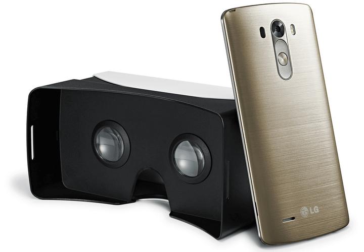 É tudo free! LG quer realidade virtual ao alcance de todos com o VR for G3