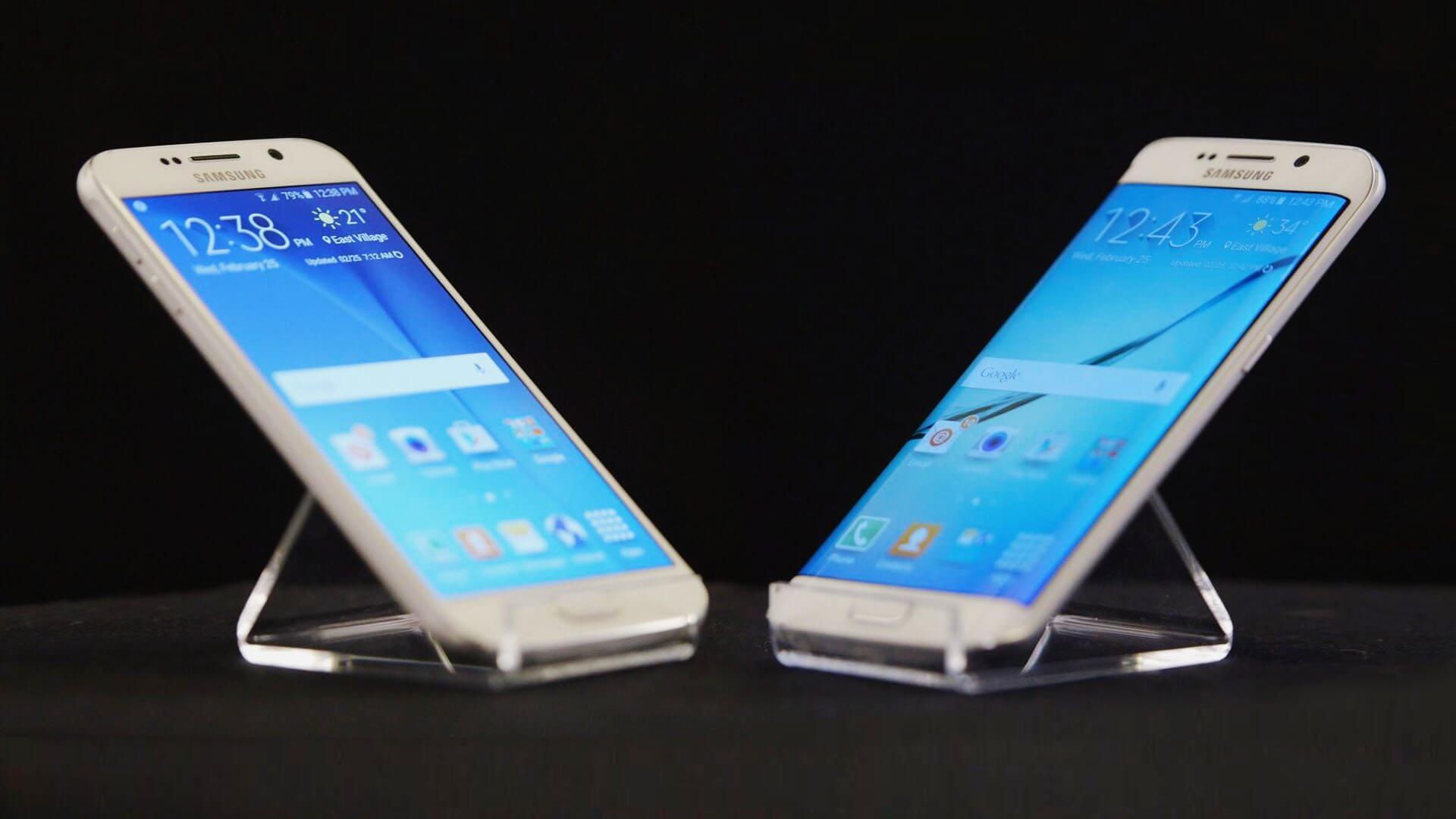 Galaxy S6 dá pistas que Samsung pode estar se preparando para um futuro sem o Android