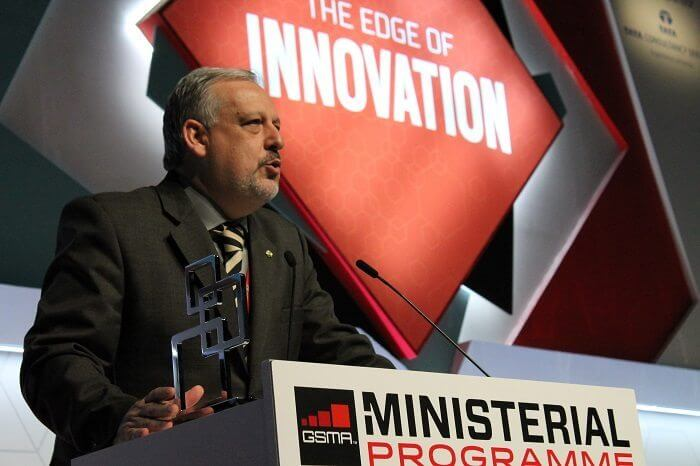 MWC15: Ministério das Comunicações ganha prêmio de liderança governamental 11