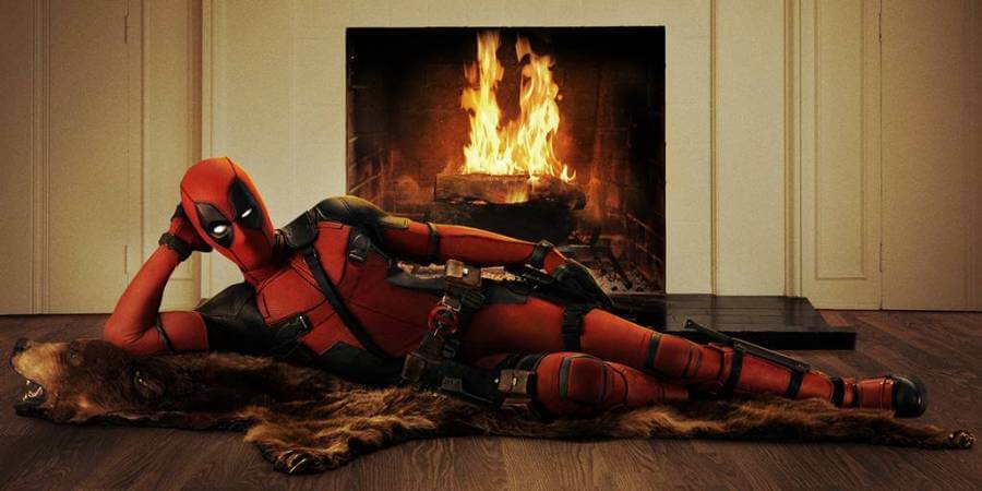 "deadpool primeira foto - Ryan Reynolds apresenta oficialmente o visual do ""Deadpool"""