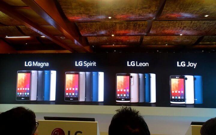 LG apresenta G Flex 2, novos relógios inteligentes e smartphones para o público brasileiro