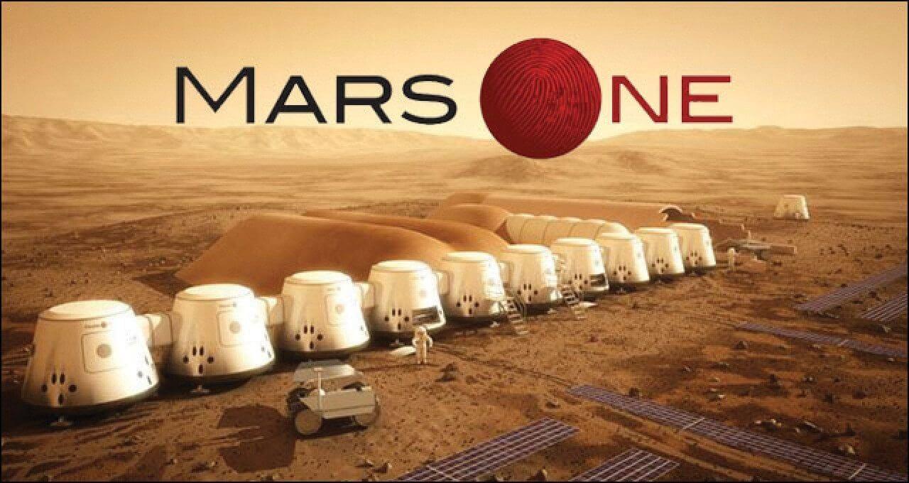 Brasileira pode ir para Marte, sem volta!