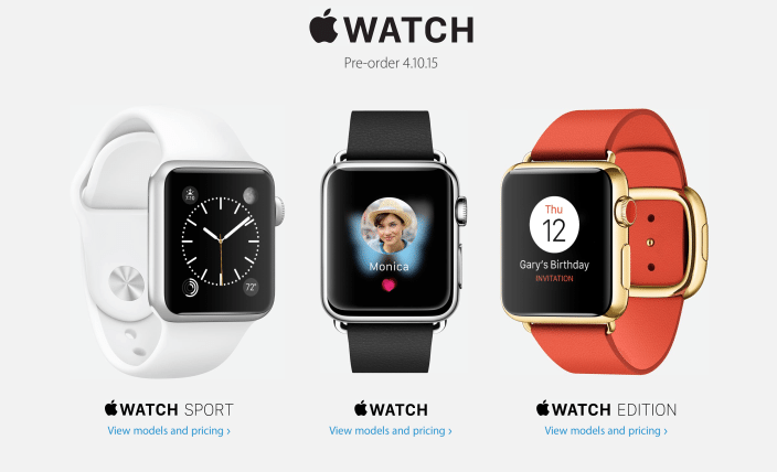 Confira agora a cobertura ao vivo do novo evento da Apple com o lançamento do Apple Watch
