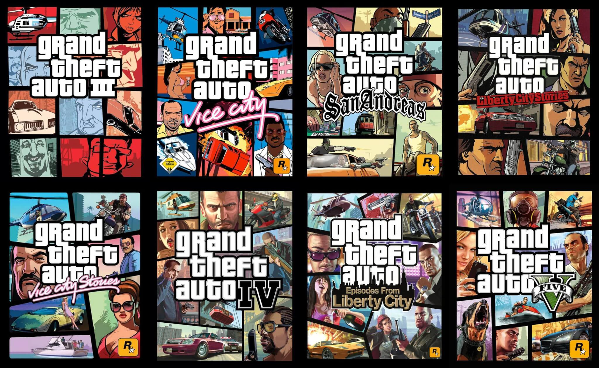 gta covers