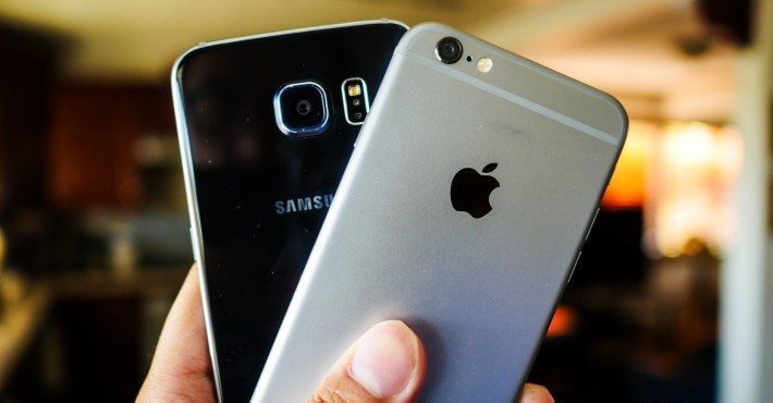 Samsung galaxy s6 vs apple iphone 6 aa 7 of 29 710x399 e1430169489266