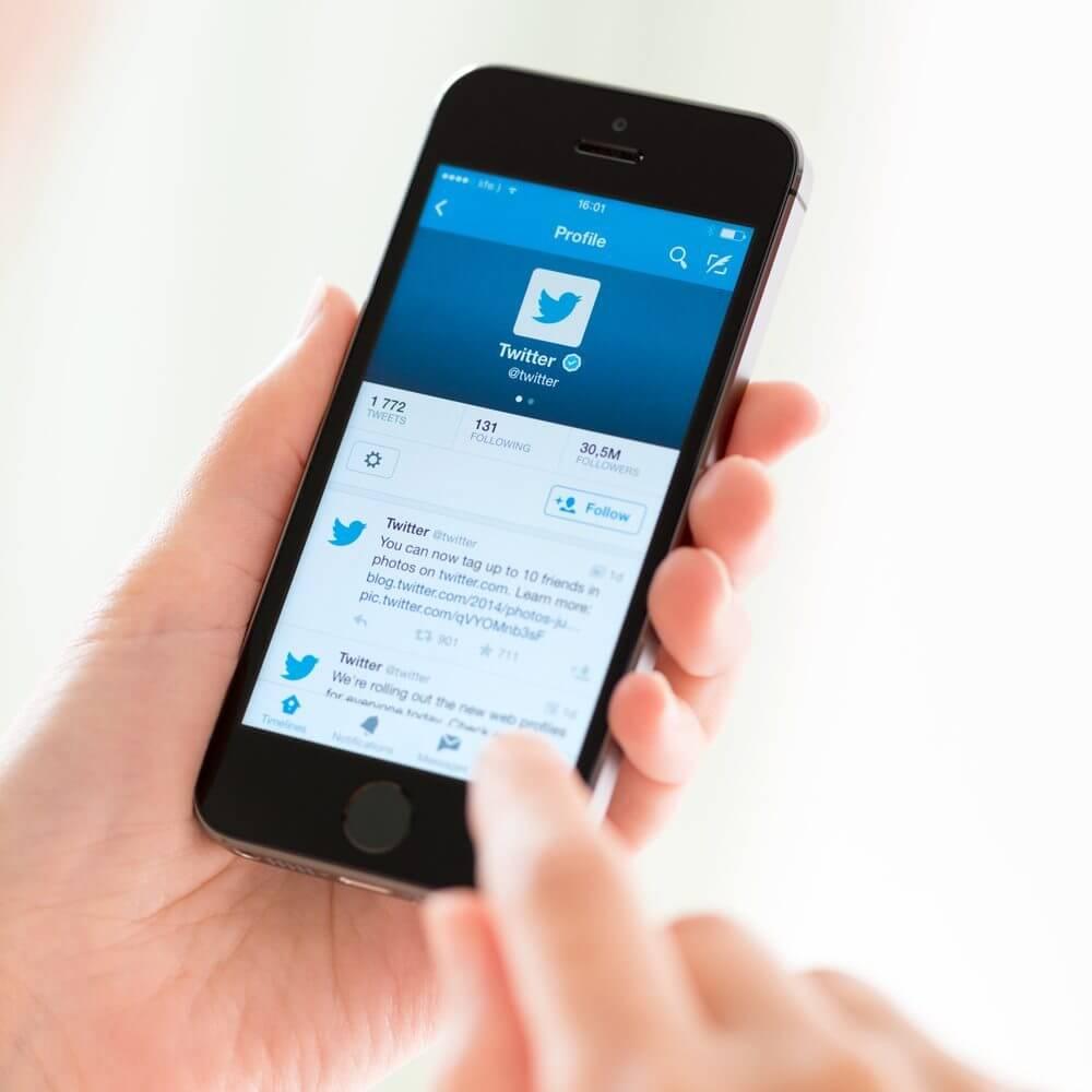 Twitter libera envio de mensagens para desconhecidos