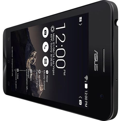 Asus zenfone 5 promocao lateral