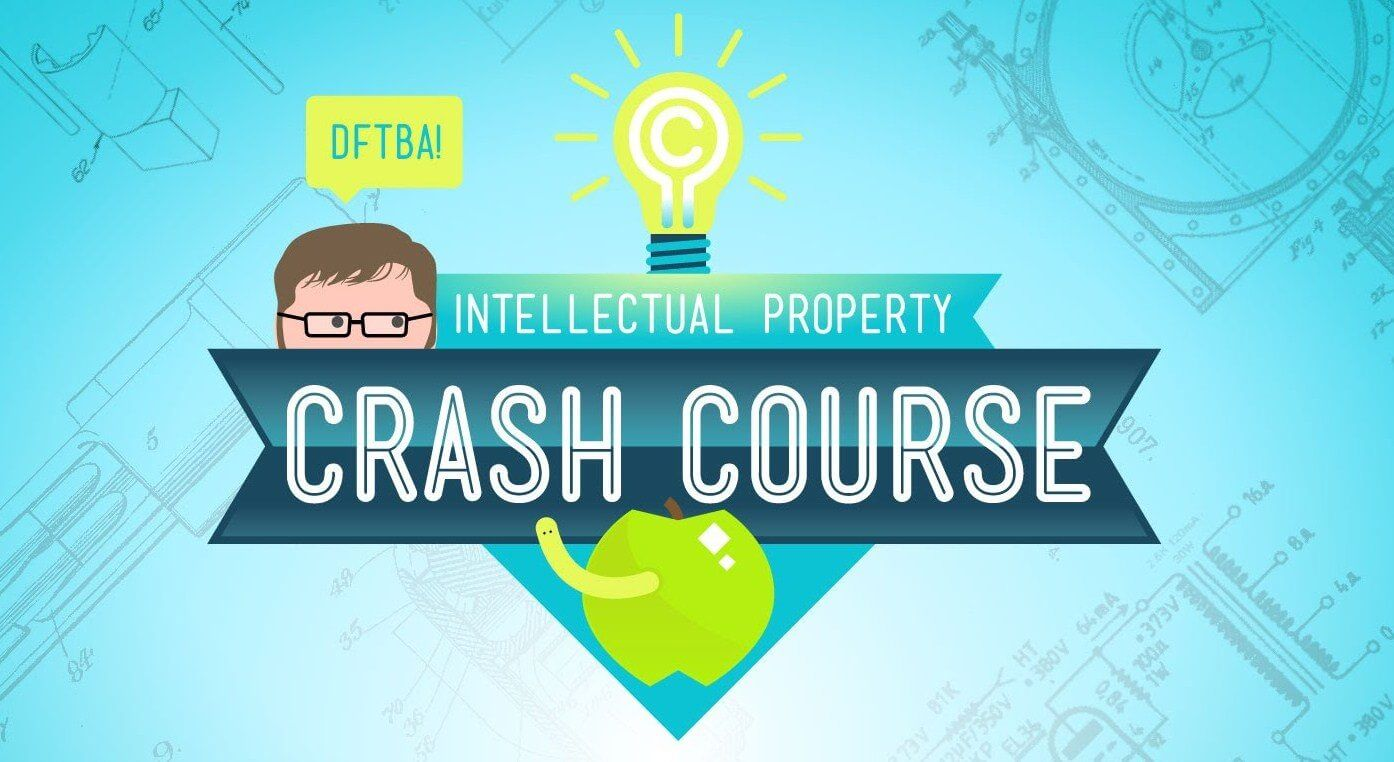 Crashcourse intelectual propriety