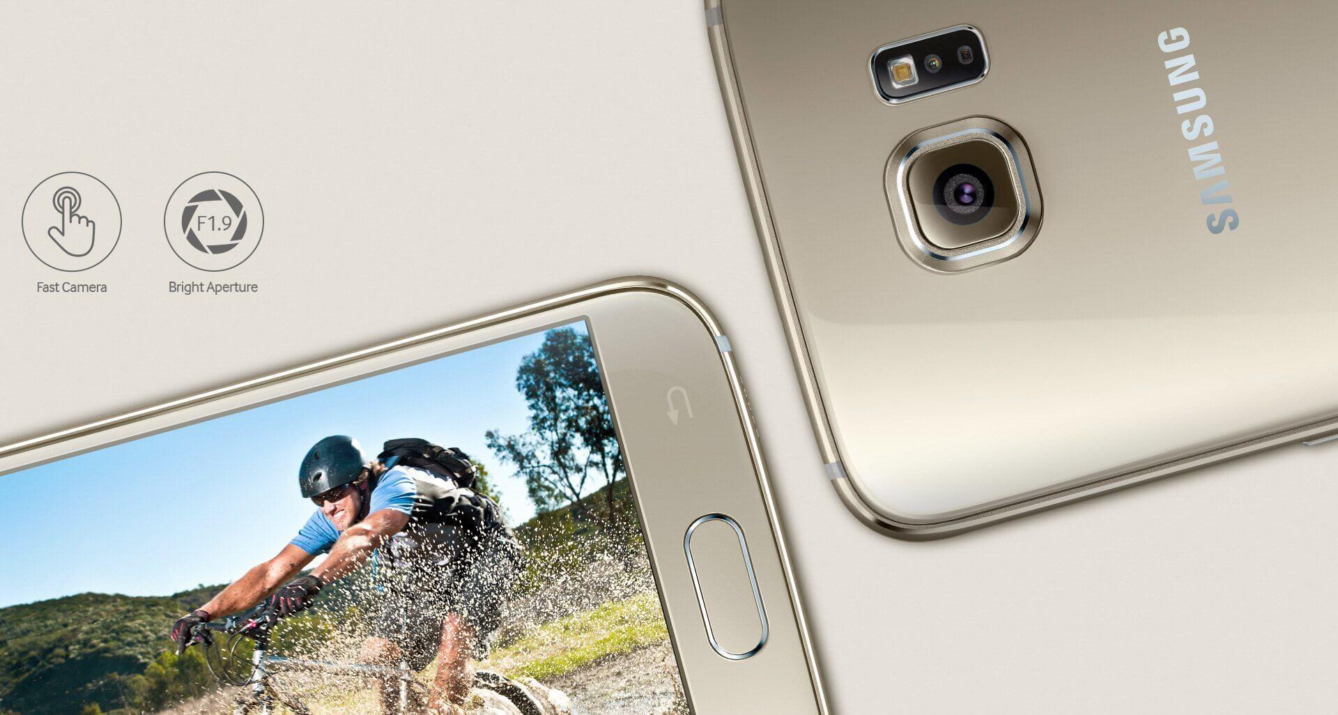 Smt samsung galaxy s6 camera