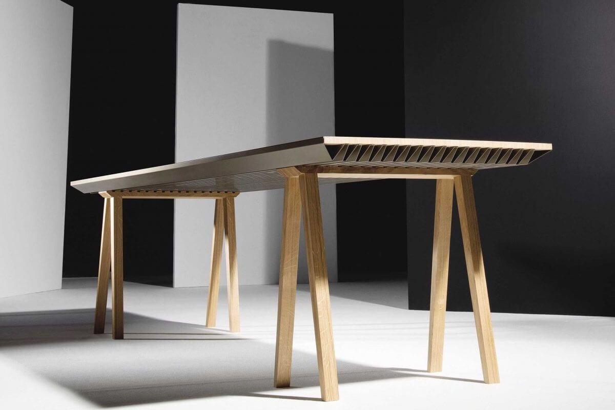 ZEF Climatic é uma mesa que pode aposentar seu ar-condicionado