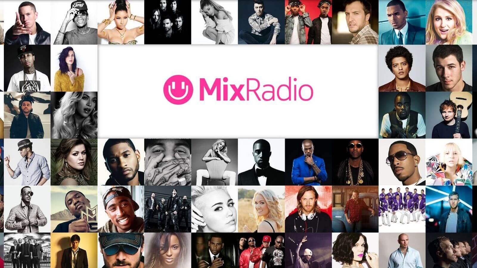 Ouça músicas offline sem mensalidade com MixRadio