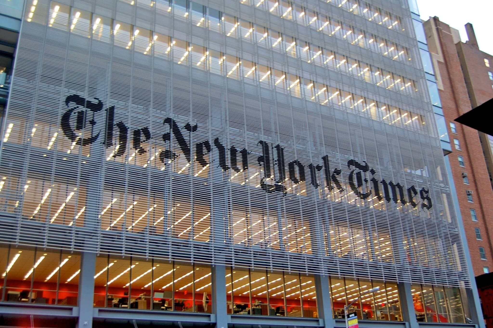 Nytimes hq