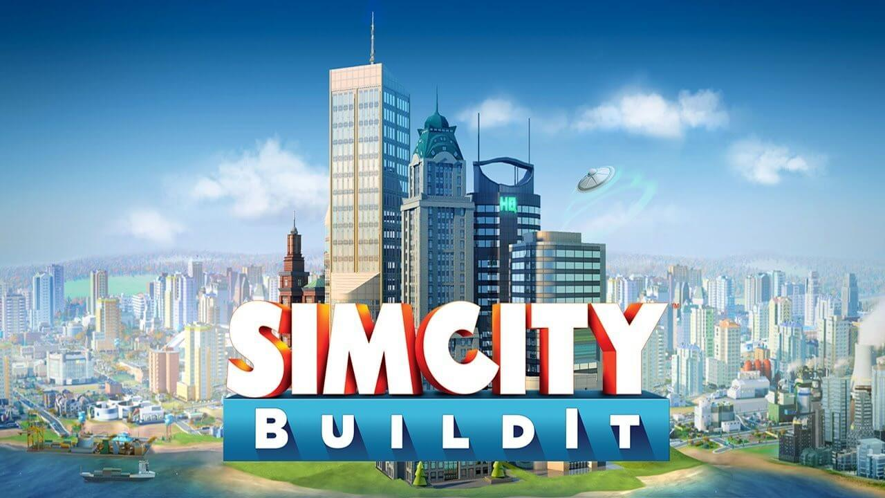 Simcity buildit ios android logo