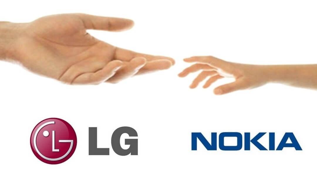 smt lg nokia capa - LG firma acordo de licenciamento de patentes de smartphones com a Nokia