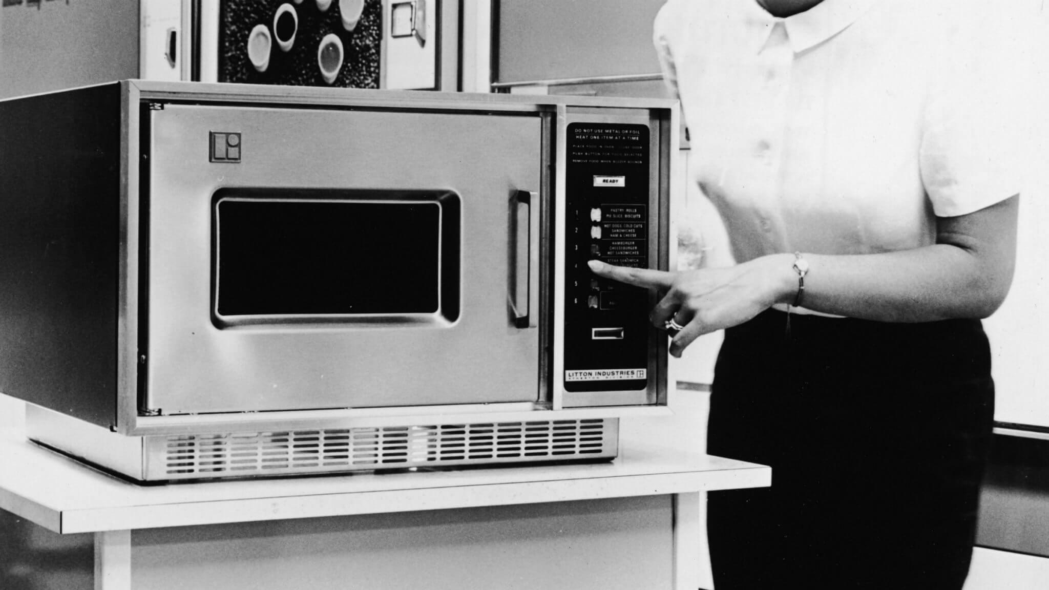 Microondas pode ganhar sua maior atualização em 50 anos
