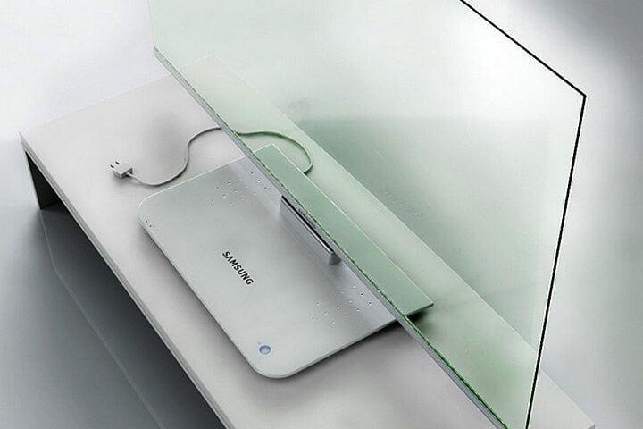 Samsung apresenta o futuro com seus novos displays de OLED