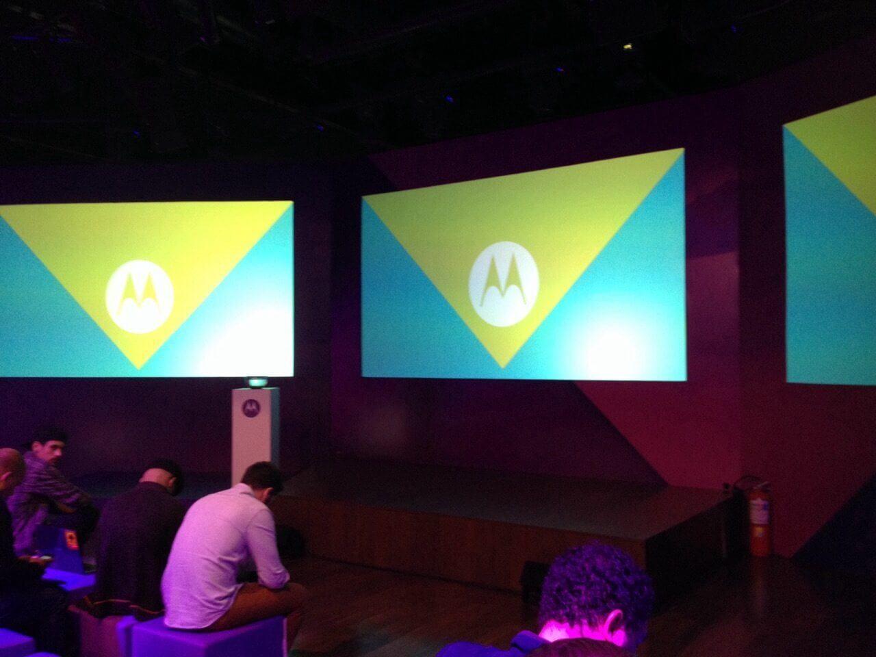 Ao vivo! Acompanhe o lançamento do novo Moto G (3ª geração)